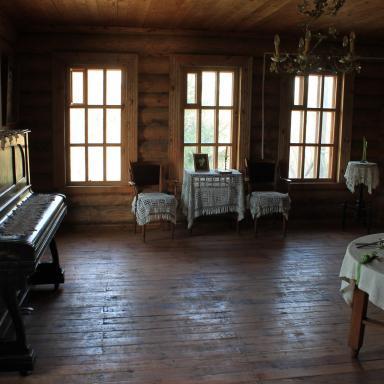 Музей Бунина в Озёрках