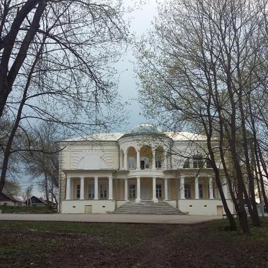 Пальна-Михайловка. Главный дом