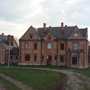 Пальна-Михайловка. Дом актёра