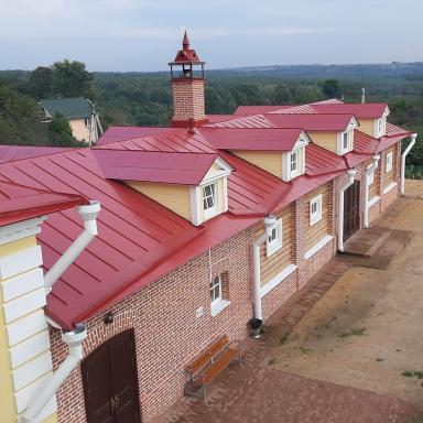 Фондохранилище музея-заповедника в усадьбе Боблово