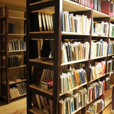 Знакомство с описями музейного архива