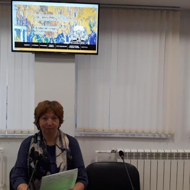 Презентация проекта РНФ