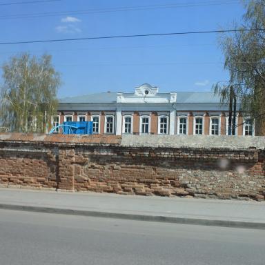 Мужская гимназия в Ельце