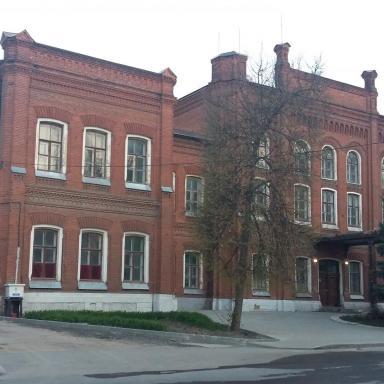 Женская гимназия в Ельце